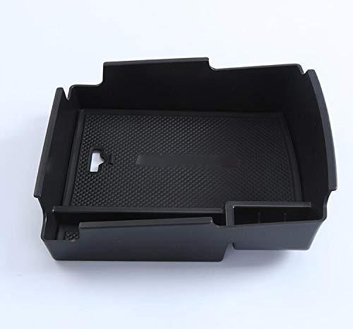 XIOFYA Introduzca la Bandeja de Coches Centro Apoyabrazos Caja Consola de Almacenamiento guantera Organizador en Forma for el Hyundai Elantra en Forma for el Ajuste for Avante 2016 2017 2018 2019