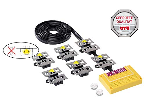 STOP&GO Hochspannungsgerät 8 Plus-Minus SKT mit Ultraschall