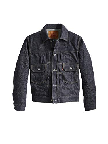Levi´s Vintage Clothing Cazadora Vaquera 1953 Type II 70507-0056 Rigid O5371