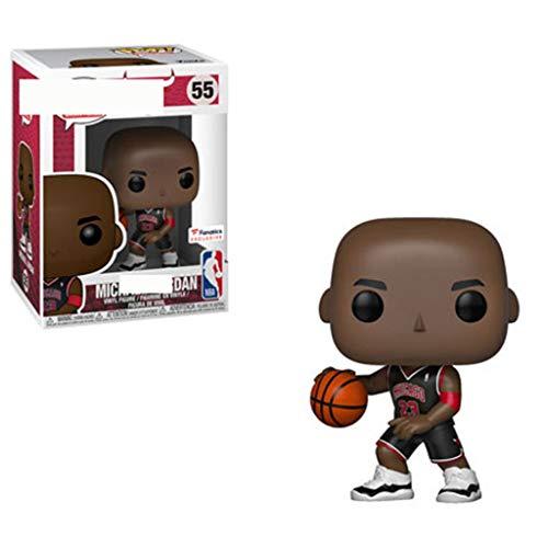 Hmy NBA Chicago Bulls – Michael Jordan Sammelfigur, Vinyl-Figur, 10 cm