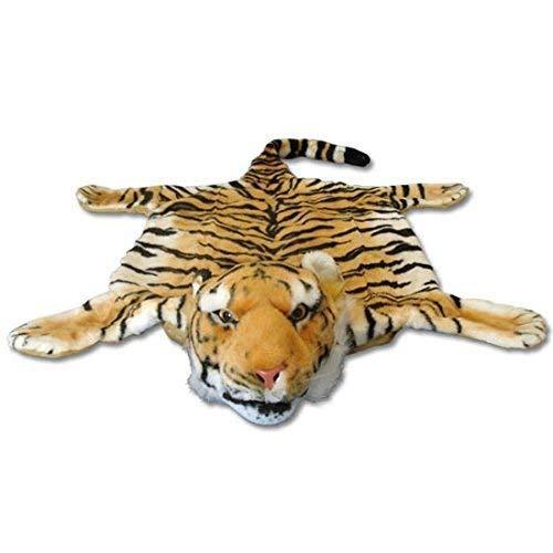Gravidus Plüschtier Tigerfell Plüschfell Tiger (braun)