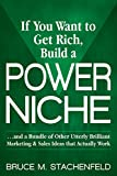 If You Want to Get Rich Build a Power Niche...