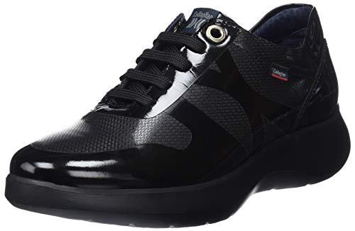 Callaghan Walker, Zapatos de Cordones Derby para Mujer, Negro (Black 4), 39 EU