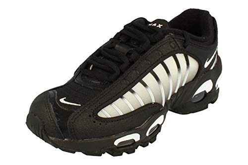 Nike Air Max Tailwind Iv (gs) Big Kids Casual Running Shoes Bq9810-005 Size 7