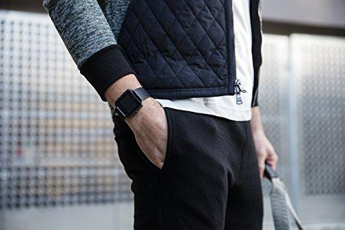 Fitbit Blaze Special Edition, Gun Metal, Large (6.7 - 8.1 inch) (US Version)