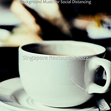 Background Music for Social Distancing