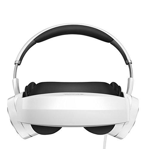 Royole RY0102EUNW2 Moon 3D VR Kopfhörer Virtual Mobile Theater Videobrille weiß