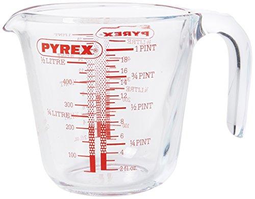 Pyrex P586 Cruche de mesure, 500 ml