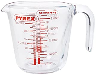 Pyrex P586 Measuring Jug, 500 ml (B004EEKPIK) | Amazon price tracker / tracking, Amazon price history charts, Amazon price watches, Amazon price drop alerts