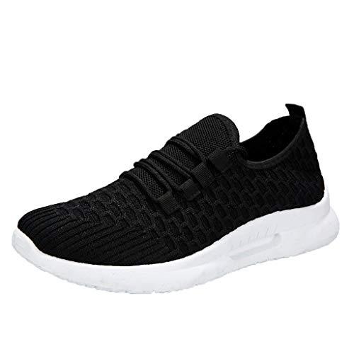 Fille Chaussure de Course Femme Chaussures de Outdoor Sneakers Mode Baskets Léger Sport Walking Shoes Running Compétition Entraînement Chaussure