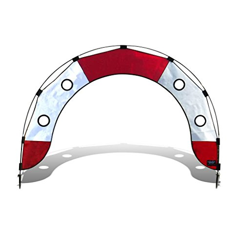 Premier RC 5 ft. Arch FPV Racing Air Gate - White/Red