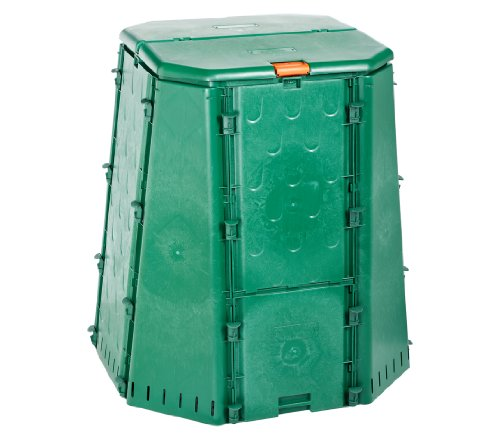 Lowest Prices! Dehner Thermo Composter, Approx. 109 x 94 x 94 cm, 690 l