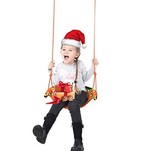 Kid Swing Seat, Duty Rope Swing Child Hangende Swing Chair voor 2-15 Old, Speeltuin, Binnen, buiten de deur, Tuin, Household