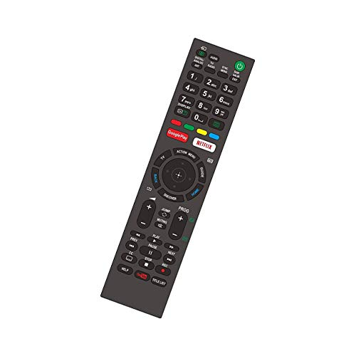 Rssotue Universal Remote Control for Bravia Smart TV, Compatible with All Sony OLED 4K Ultra HD Smart TV Remote Control Models RMT-TX100U RMF-TX300U