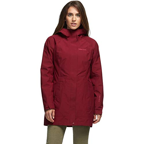 Marmot Damen Wm's Essential Jacke, Claret, M