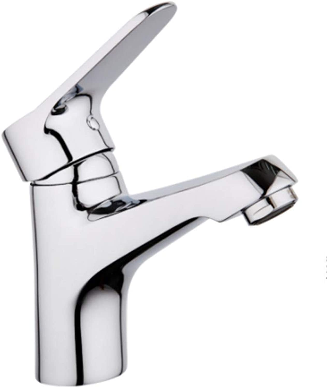 Faucet Modern Luxurywater Mixer Bathroom Sink Faucet Basin Faucet Chrome Brass Faucet Tap Basin Faucets Single Hole Basin Sink Mixer Tap