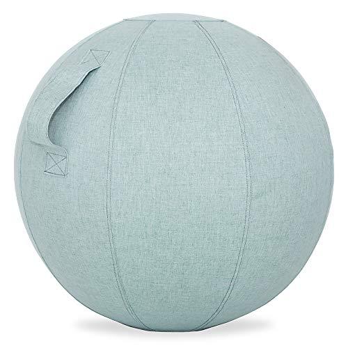 GronG(グロング) バランスボールカバー 直径75cm対応 ヘザーグリーン