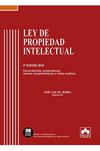 Ley de Propiedad Intelectual: Concordancias, jurisprudencia, normas complementarias e índice analítico (Código Comentado)