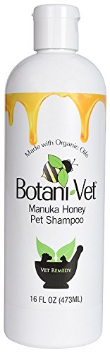 BotaniVet Manuka Honey Pet Shampoo