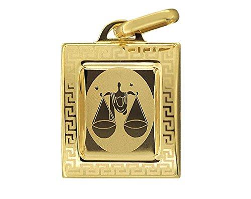 Hobra-Gold STERNZEICHEN GOLD 333 - ANHÄNGER - GOLDANHÄNGER STERNZEICHEN h494-h505 (Waage)