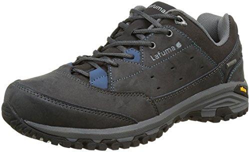 Lafuma M Aneto Low Cli, Zapatillas de Senderismo de Caucho Hombre, Gris (asphalte), 45 1/3 EU