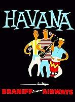 ERZAN大人のパズル木製パズル1000キューバキューバハバナハバナカリブ海旅行広告大人子供パズル