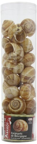 Sabarot - Set Escargots de Bourgogne 2 douzaines + Coquilles 125g