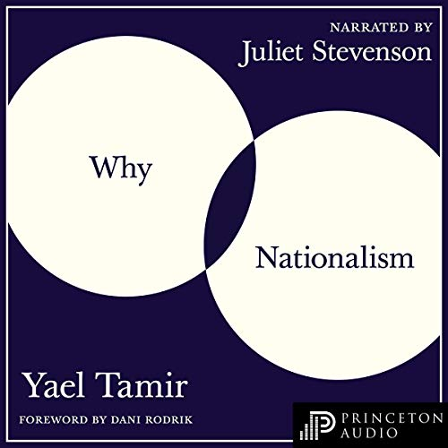 Why Nationalism audiobook cover art