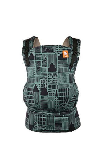 Tula Ergonomic Carrier, Cityscape-Toddler Size, 25-60 Pounds