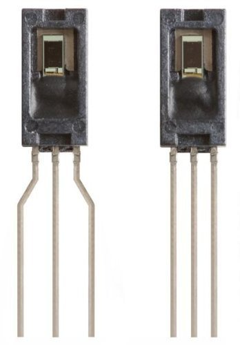Honeywell Microswitch HIH-4000-002 Humidity Sensor, 3-Pin, SIP, 2.03 mm W x 8.59 mm H x 4.17 mm L