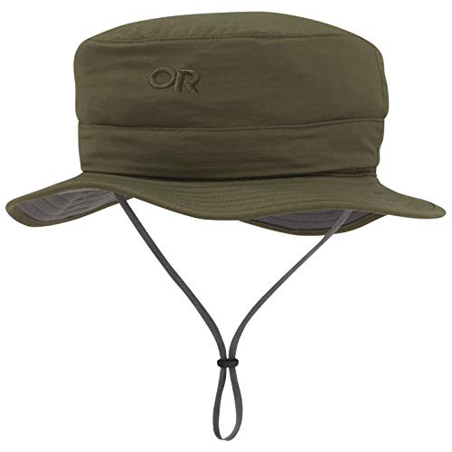 Outdoor Research Bug Helios Sun Hat –UPF Sun Protection, Mesh Bug Net, Moisture Wicking, Outdoor Fishing Hat & Bug Protection
