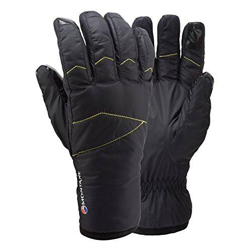 Montane Handschuhe Prism, schwarz, Größe M