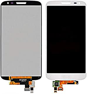 HHM Lin LCD Display + Touch Panel for LG G2 mini D620 / D618(Black) (Color : White)