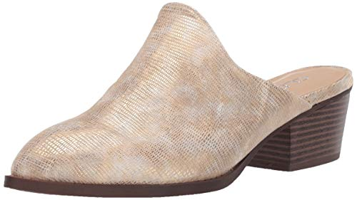 CL by Chinese Laundry Women's Catherin Mule, Champagne Lizard, 9.0 M US