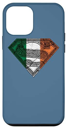 iPhone 12 mini Superman Irish Celtic Shield Case