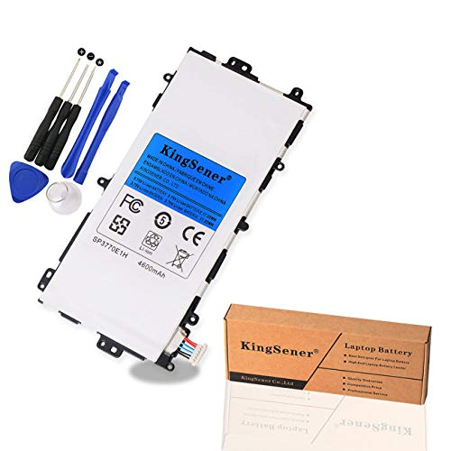 Kingsener SP3770E1H N5100 N5120 - Batería para Tablet Samsung Galaxy Note 8.0 8 3G GT-N5100 GT-N5110