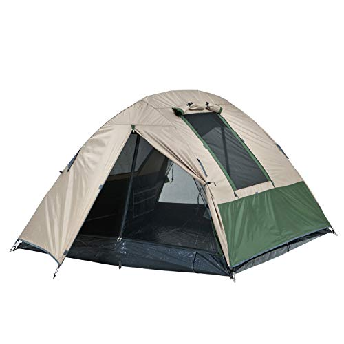 OZtrail Hiker 3 Person Dome A-Frame Tent Compact
