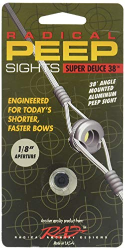 RAD Super Deuce Peep Sight