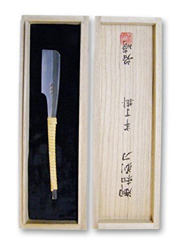 Japan-Rasiermesser Iwkamisori -halbe Klinge