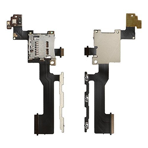 BisLinks® Marke Neu Macht Volumen, SD Karte Leser Flex Kabel Für HTC one M9