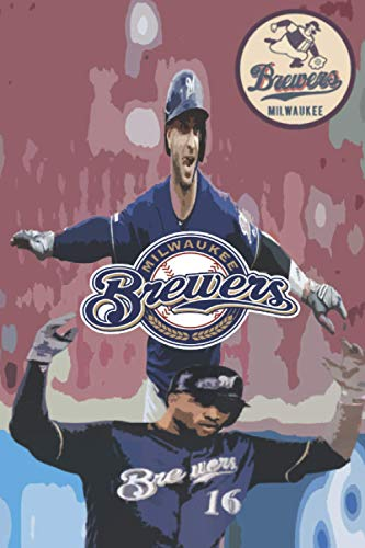 Daily Planner 2021 (Milwaukee Brewers Cover): Planner Calendar Agenda , Events & Appointments Organizer, Notes , Set Goals and Focus