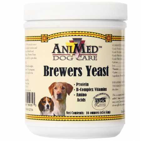 AniMed Pure Brewer's Yeast Powder