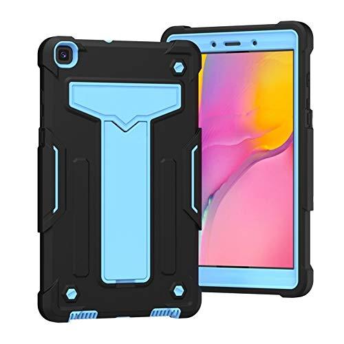 QiuKui Tab Funda para Samsung Galaxy Tab A 8.0 2019 SM-T290 T295 T297, niños a Prueba de Golpes PC + Funda de Silicona para Samsung Galaxy Tab A 8.0 T290 (Color : 2, Talla : For Tab A 8.0 2019)