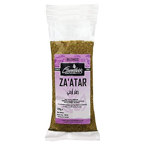 Greenfields - Mezcla de especias Za'Atar - 100 g