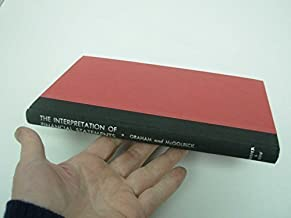 The Interpretation of Financial Statements, Third Revised Edition by Graham, Benjamin 3rd edition (1975) Hardcover