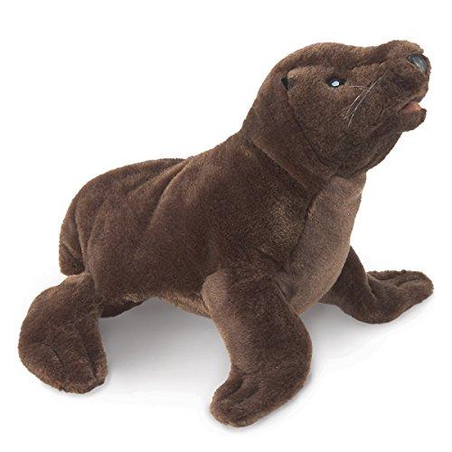 Folkmanis Figurine-Animal-Lion De Mer