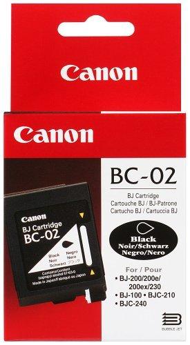 Canon Cartridge BC-02
