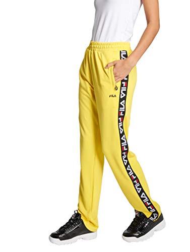 Fila dames joggingbroek Urban Line Thor geel S