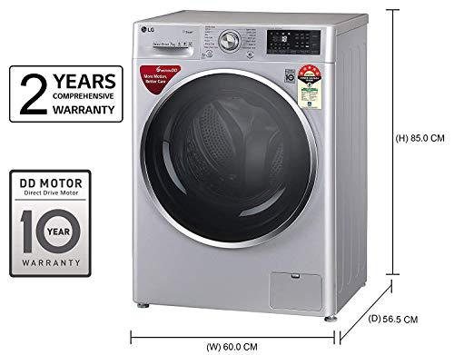 LG Washing Machine 7kg Fully Automatic Inverter