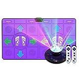 Sparrow Manta Colorido LED Danza Masaje Doble somatosensoriales máquina de Juego de Yoga Ejecución de la Aptitud por la TV HDMI Interfaz Escenario Libera Las Luces atmósfera, la Tarjeta de Memoria 8G